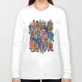 Pack (Peloton) Long Sleeve T-shirt