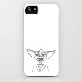Gremlin iPhone Case