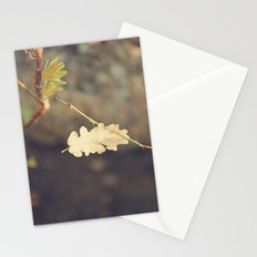 Leaf. Stationery Cards