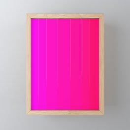 Variety Pink Framed Mini Art Print
