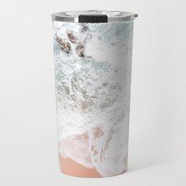 Sands of Coral Haze Travel Mug