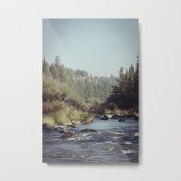 Deschutes River Metal Print
