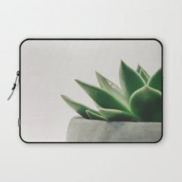 Minimal Cactus - Cacti Photography Laptop Sleeve