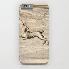 Hugo de Groot's Syntagma Arateorum 1600 - 29 Lepus iPhone Case