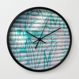 FORM And Function Wall Clock