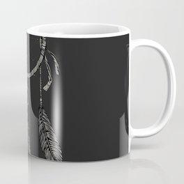 Dream catcher Black Coffee Mug