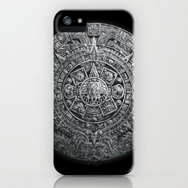 Aztec Cthulhu iPhone Case