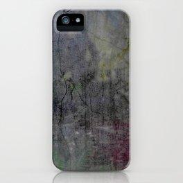Blur #3 iPhone Case