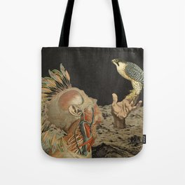SPIRIT ANIMAL Tote Bag