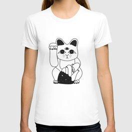 Lucky heart T-shirt