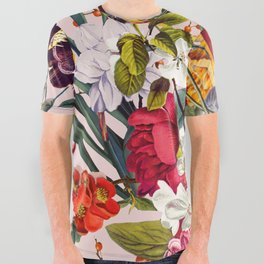Exotic Garden - Summer All Over Graphic Tee