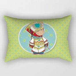 Danzaq Rectangular Pillow