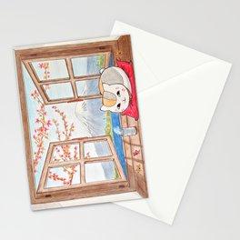 Nyanko-sensei (Natsume Yuujinchou) Stationery Cards
