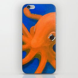 Content as an Octopus iPhone Skin