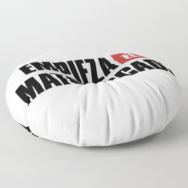 Empieza El Matriarcado Floor Pillow
