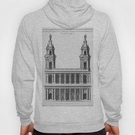 Saint-Sulpice, Grand Portail Hoody