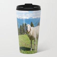 Me, the Sheeple?! Travel Mug