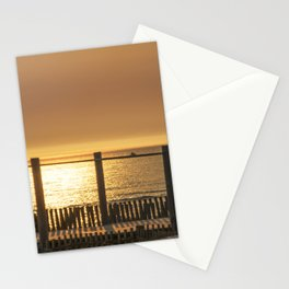 late afternoon in the dunes Stationery Cards