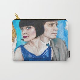 Phryne & Jack Carry-All Pouch