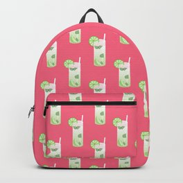 Mojito Rum Cocktail Backpack