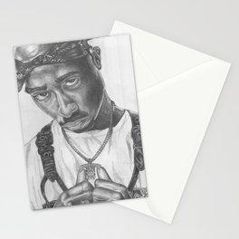 Hand drawn arwork by Ahmad Pritchett Stationery Cards
