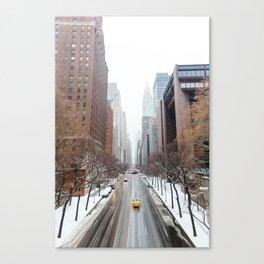 Tudor City - NYC Canvas Print