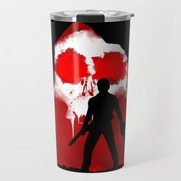 Ash and Skull Travel Mug