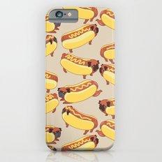 Pugs Hotdog iPhone 6s Slim Case