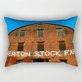 Overton Stock Farm Rectangular Pillow
