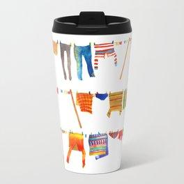 Laundry Metal Travel Mug