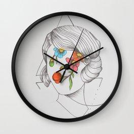 Mujer Wall Clock