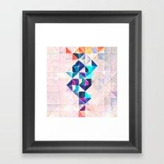 slyyk slww Framed Art Print