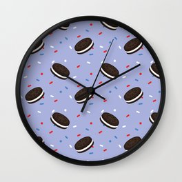 ARE THESE OREOS? Wall Clock