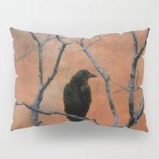 Nature Blackbird Pillow Sham