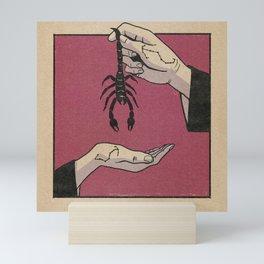 Cult Hands Mini Art Print