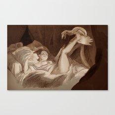La Gimbette Canvas Print