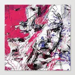 under control Canvas Print