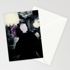 Women's power Stationery Cards
