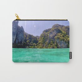 Emerald Water in Phi Phi island Carry-All Pouch