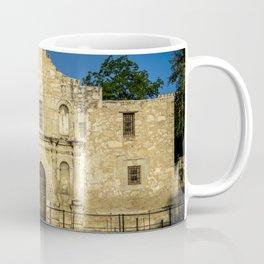 Empty Alamo Coffee Mug