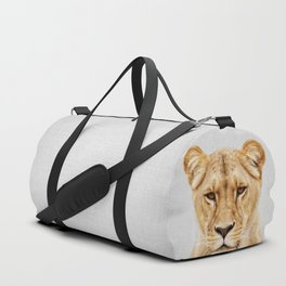 Lioness - Colorful Duffle Bag