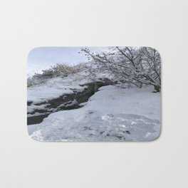 Homestead Crater Bath Mat