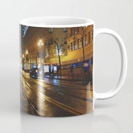 Rainy San Francisco at Night Coffee Mug