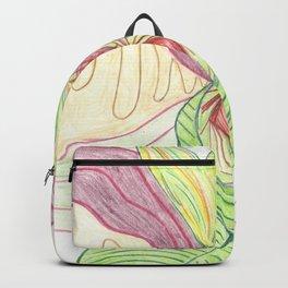 V Self portrait Backpack