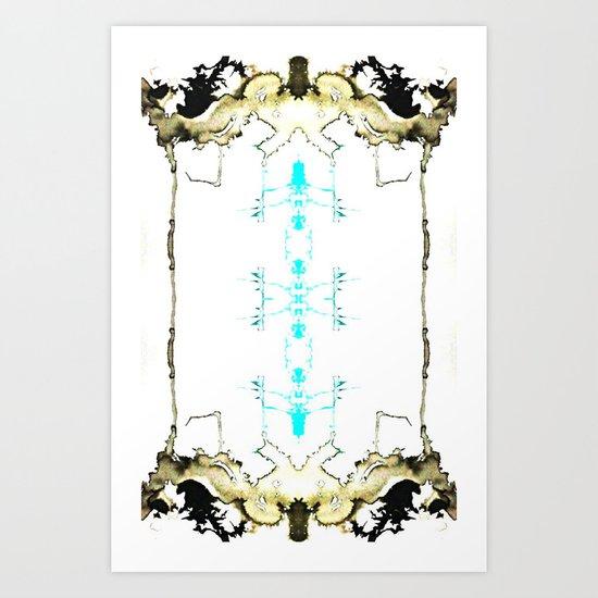 Magic Mirror Art Print