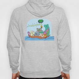 Ship of fools Hoody