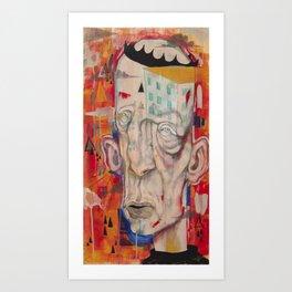 """""""Transcendent""""  Art Print"""