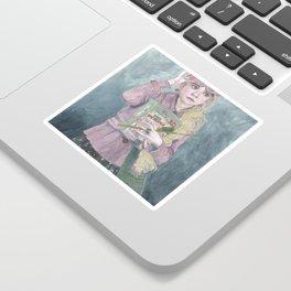 Luna Lovegood Sticker