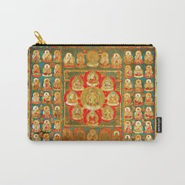 Womb Realm Mandala 1 Carry-All Pouch
