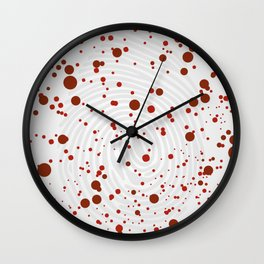 Halloween - Guilty Party Wall Clock